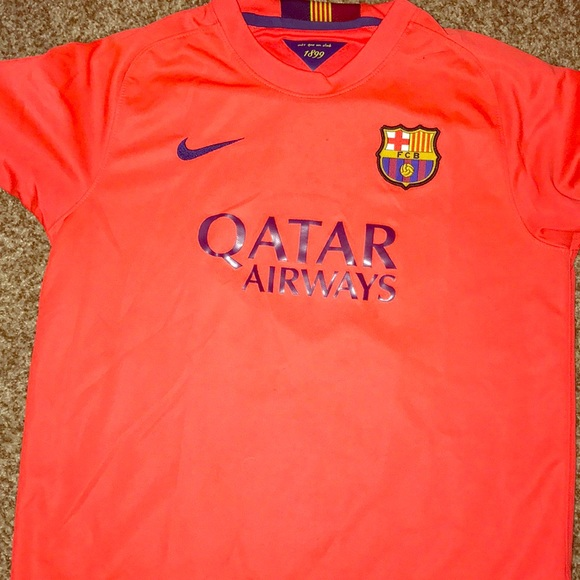 the best attitude c11a0 dd357 Messi Jersey.